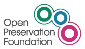 Open Preservation Foundation logo
